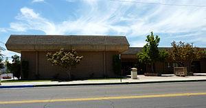 Reedley, California - Reedley City Hall