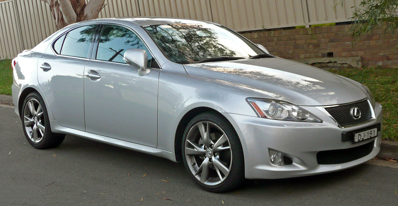 file 2009 lexus is 250 gse20r prestige with f sport package sedan 2010 05 04. Black Bedroom Furniture Sets. Home Design Ideas
