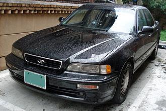 Honda Legend - Daewoo Arcadia (S. Korea)