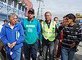 2010 Chile earthquake - Fernando González in El Morro, Talcahuano.jpg