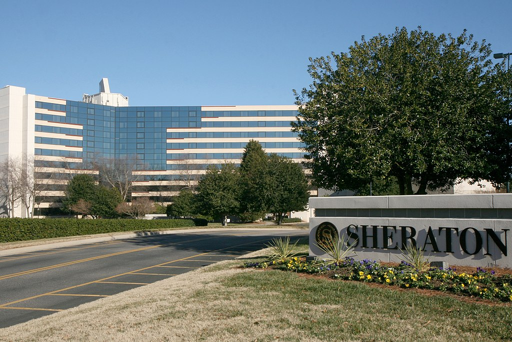 Sheraton Imperial Hotel Raleigh Durham Airport At Research Triangle Park