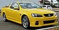 2011 Holden Ute (VE II MY11) SV6 utility (2011-04-22) 01.jpg