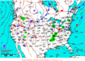 2012-07-14 Surface Weather Map NOAA.png