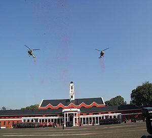 Vikram Batra - Indian Military Academy