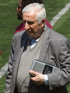Sid Hartman American sportswriter