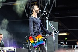 Placebo lead singer gay