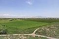 2014 Prowincja Ararat, Krajobraz widziany z klasztoru Chor Wirap (06).jpg