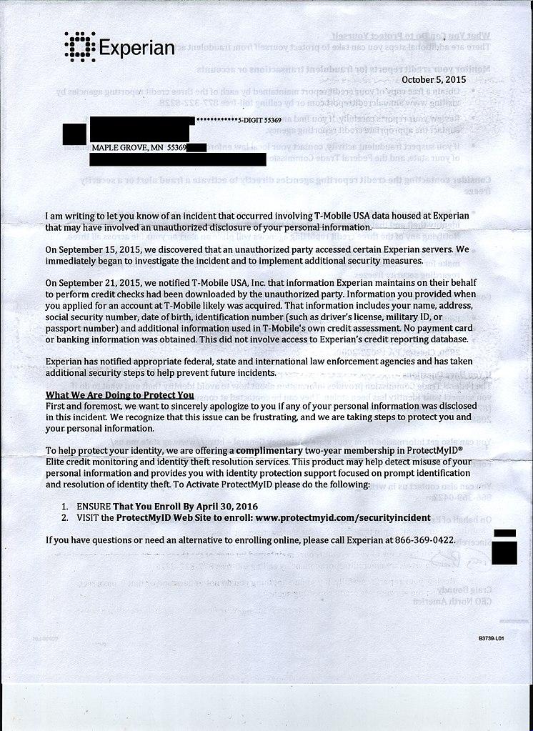 File:2015-10-05 experian-letter-redacted.jpg