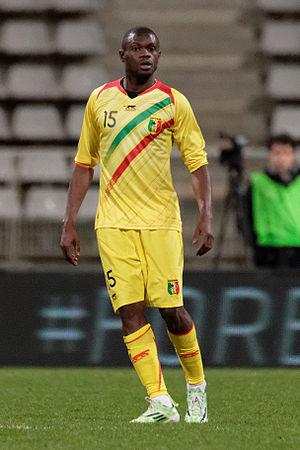 Drissa Diakité - Image: 20150331 Mali vs Ghana 093