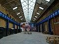 2015 London-Woolwich, Major Draper St, warehouse.JPG