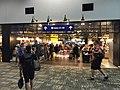 2016-08-05 18 47 56 Corridor towards gates G1-G6 within the Lindbergh Terminal at Minneapolis-St. Paul International Airport in Hennepin County, Minnesota.jpg
