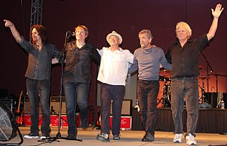 Creedence Clearwater Revisited band