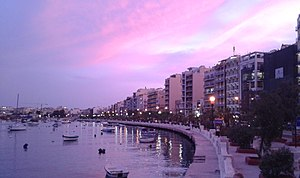 Gżira - The Strand Gżira