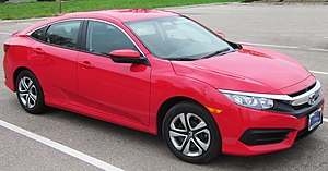 Honda - Tenth Generation Honda Civic