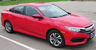 Honda - Tenth Generation Honda Civic