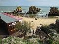 2017-03-06 Beach Bar and restaurant, Praia de Arrifes.JPG