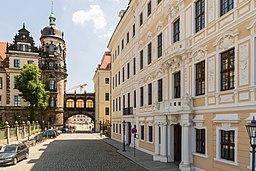 Taschenberg in Dresden