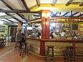 2017-12-20 Bar and reception, Hotel San Antolín Tordesillas, Spain.JPG