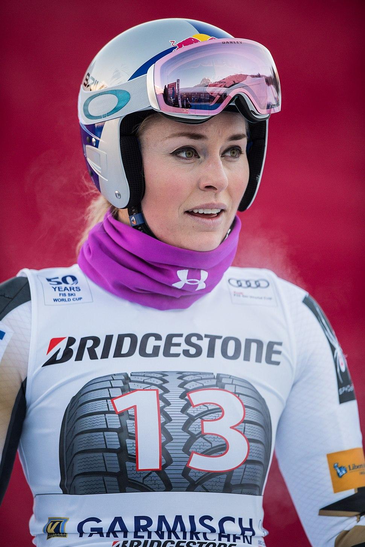 2017 Audi FIS Ski Weltcup Garmisch-Partenkirchen Damen - Lindsey Vonn - by 2eight - 8SC8048