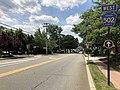 2018-07-20 13 01 40 View west along Bergen County Route 502 (Franklin Avenue) at Bergen County Route 87S (Godwin Avenue) in Wyckoff Township, Bergen County, New Jersey.jpg