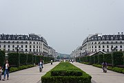 201806 South Entrance of L'avenue des Champs-Elysees at Tianducheng.jpg