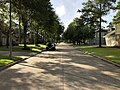 2019-07-21 08 57 20 View southeast along Breezy Bend Drive at Mount Auburn Drive in the Pin Oak subdivision just south of the City of Katy in Fort Bend County, Texas.jpg