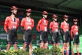 Team photo Team Sunweb