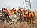 2020 Kansas Governor Ringneck Classic pheasant hunt, Colby, KS on 2020-11-20, 09.jpg