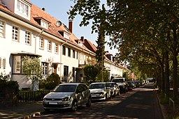 Dammannstraße in Hannover