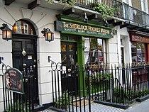 221B Baker Street, London - Sherlock Holmes Museum.jpg
