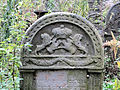251012 Detail of tombstones at Jewish Cemetery in Warsaw - 12.jpg