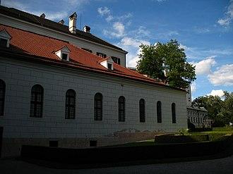 Ambras Castle - Image: 2944 Innsbruck Schloss Ambras