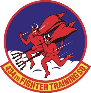 434th Fighter Training Squadron - Image: 434th Fighter Training Squadron