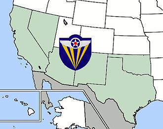 Fourth Air Force - Fourth Air Force region of the United States, early World War II