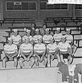 51ste Tour de France 1964, presentie televizierploeg in Palais du Sport in Renn…, Bestanddeelnr 916-5749.jpg