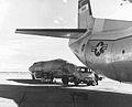 549th SMS Atlas Missle Arriving At Offut AFB NE 1962.jpg