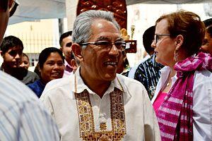 Salvador Jara Guerrero - Image: 55Concurso Domingo Ramos 012