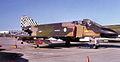 57th Fighter-Interceptor Squadron McDonnell F-4C-20-MC Phantom 63-7618 about 1976.jpg