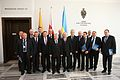 5th Session Parliamentary Assembly Poland Lithuania Ukraine Senate of Poland.JPG