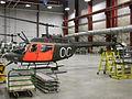 69-16232 OH-58C Kiowa Co. A Operations Group (TRADOC); National Training Centre, Barstow Daggett Airport, California (3146469907).jpg