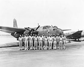 87th Bomb Squadron in Blythe California September 1942.jpg