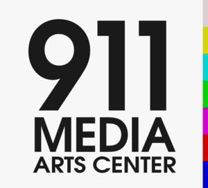 911 Media Arts Center - 911 Media Arts Center Logo, 2011