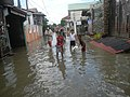 9704Effects (floods) of Typhoon Vamco Calumpit, Bulacan 64.jpg