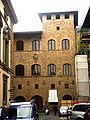 9734 - Firenze, Palazzo dei Mozzi - Foto Giovanni Dall'Orto, 27-Oct-2007.jpg
