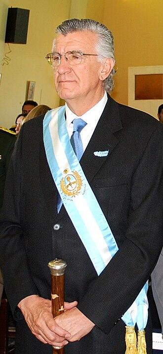 José Luis Gioja - Image: 9 de julio 2008 (15)