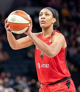 Aja Wilson American basketball player