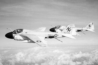 Second VA-85 (U.S. Navy) 1951-1994 United States Navy aviation squadron