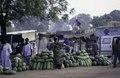 """ASC Leiden - van Achterberg Collection - 1 - 146 - Un marché aux pastèques. """"Officine Vétérinaire Le v... Pharma"""" - En route de Bamako pour Ségou, Mali - 9-29 novembre 1996.tif"""