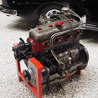 Mercedes-Benz OM 138 Diesel engine model made by Daimler-Benz