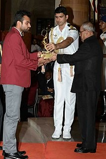 Sandeep Singh Maan Indian Paralympic athlete